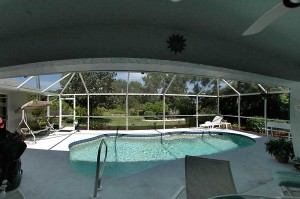 What s up with a lanai new floridians for Pool lanai cost