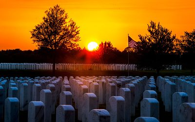 Memorial Sunset