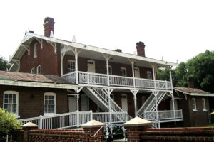Lighthouse Keeper's house